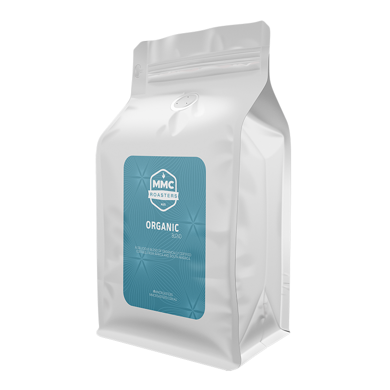 Organic Blend | Coffee | MMC Roasters
